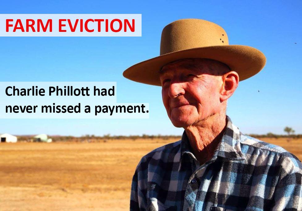 Farm Eviction
